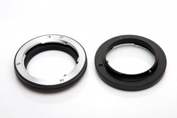 Fourthirds Adapter Voor Leica R Lenzen
