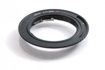 Contax C/Y Adapter Voor Canon EOS (Kipon)