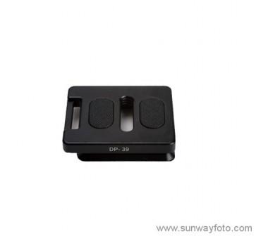 Sunwayfoto Universal Qr Plate 39mm Dp 39