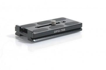 Sunwayfoto universal QR Plate 76mm DPG-76