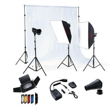 Falcon Eyes Studio Flitsset GNK 3300MV