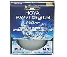 Hoya DMC PRO protector filter 52mm