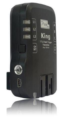 Extra Ontvanger Pixel TTL Radio Trigger Set King Voor Nikon