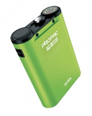 Godox PB 820s Propac power pack voor reportage flitsers