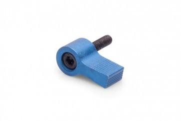 Metallic Blauwe M5 Knop Voor Rod Systeem