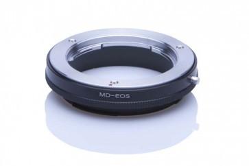 Minolta MC / MD adapter voor Canon EOS zonder glas