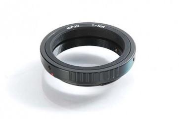 T2 Adapter Voor Nikon Camera's (Kipon)