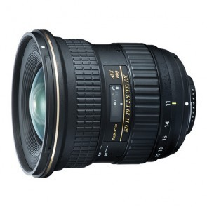 Tokina AT-X PRO DX 11-20mm f/2.8 voor Canon objectief
