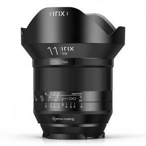 Irix 11mm f/4 Blackstone voor Canon