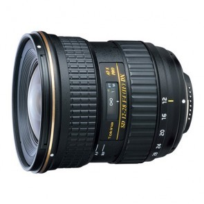 Tokina AT-X PRO DX 12-28mm f/4 voor Canon objectief