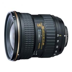 Tokina AT-X PRO DX 12-28mm f/4 voor Nikon objectief