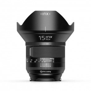 Irix 15mm f/2.4 Firefly voor Canon