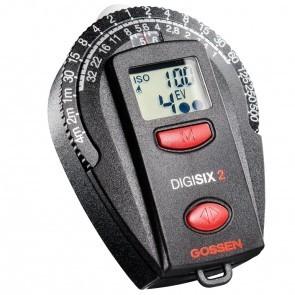 Gossen Digisix Ii Lichtmeter