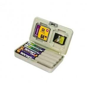 Universele Opbergbox Voor Geheugenkaart / AA / AAA Batterij