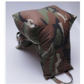Rijstzak ( Beanbag) in camouflage kleur (random) - ongevuld