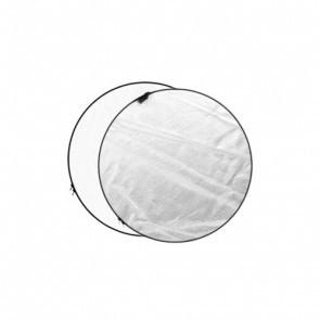 Reflectiescherm 80cm 2 In 1 Zilver Wit
