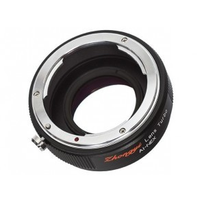 Lens Turbo Adapter Voor Pentax K Lenzen