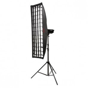 Linkstar Striplight Softbox 35x160 cm incl. grid - Elinchrom mount