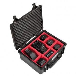 Explorer Cases 4820 koffer zwart met fotografie indeling 520x435x230