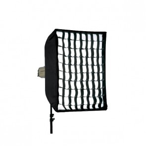 Godox Softbox 60x60cm Met Grid En Bowens Mount