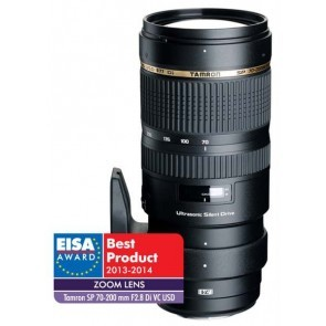 Tamron AF SP 70-200mm f/2.8 Di LD IF Macro Canon objectief