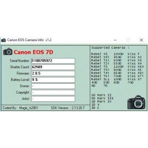 Canon EOS 7D  - Occasion