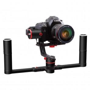 Feiyu Tech A2000 DUAL handheld gimbal voor DSLR en systeemcamera