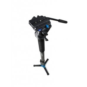 Benro Video Monopod Set A48FDS4 Met S4 Video Kop