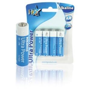 Hq Aa Ultra Power Aa Batterij 4 Stuks