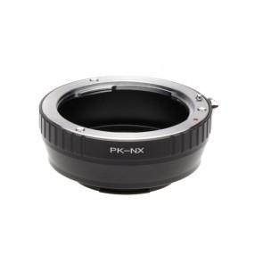 Pentax PK Mount Lens Adapter voor Samsung NX