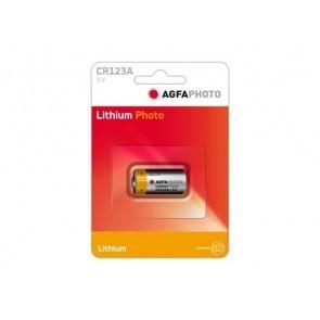 Agfa Cr123a Batterij