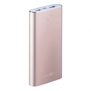EnerGea Alupac 10.000 Powerbank - Rose goud
