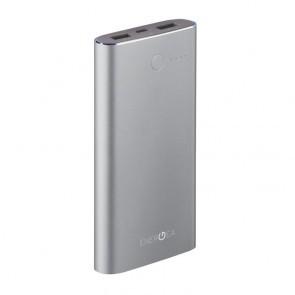 EnerGea Alupac 10.000 Powerbank - Zilver