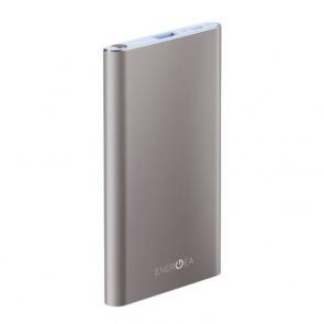 EnerGea Alupac 5.000 Powerbank - Zilver