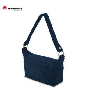 Manfrotto Amica schoudertas - navy blauw