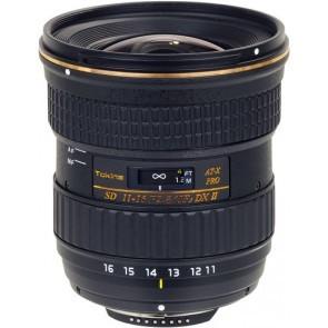 Tokina AT-X DX II 11-16mm f/2 8 voor Canon objectief