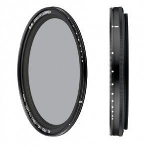 B+W ND Vario MRC Nano Xs Pro Grijsfilter 72mm