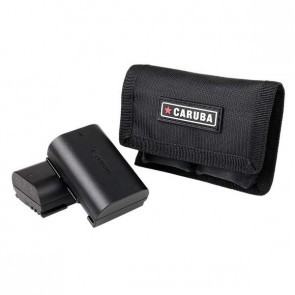 Caruba battery holder voor 2 accu's
