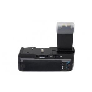 MCOPlus (Meike) batterij grip BG-E8 compatible Canon 600D 650D 700D
