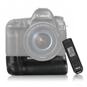 Meike Batterij Grip BG-E20 voor De Canon 5D Mark IV - timer versie