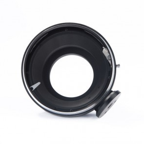 Bronica SQ adapter voor Nikon mount camera (K&F)