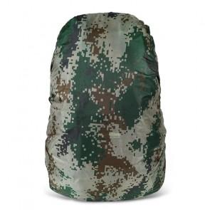 Universele regenhoes voor rugtas 30-40 liter - camouflage