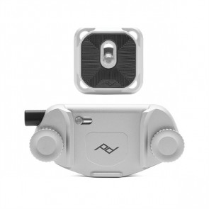 Peak Design Capture pro camera clip V3 - silver