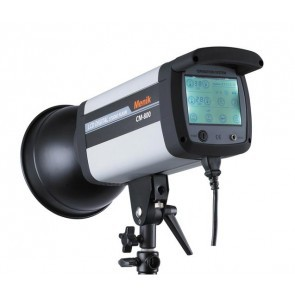 Menik studio flitser CM-1200 Digitaal met touchscreen
