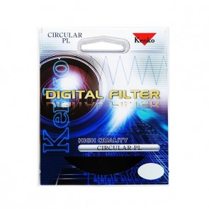 Kenko digital circular polarising MC 58mm filter