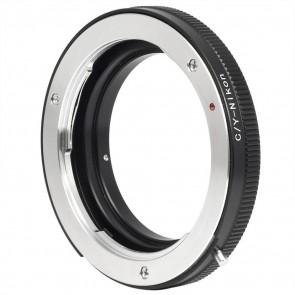 Contax C/Y adapter voor Nikon F