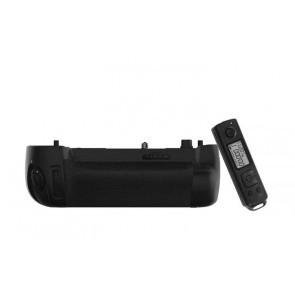 MCOPlus (Meike) batterij grip voor de Nikon D750 met timer