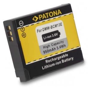 Patona Accu Panasonic DMW-BCM13e Compatible