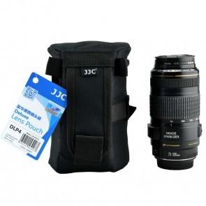 JJC DLP-4 Deluxe lens pouch / case 16.5 x 10cm