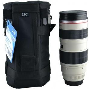 JJC DLP-6 Deluxe lens pouch / case 22 x 12cm